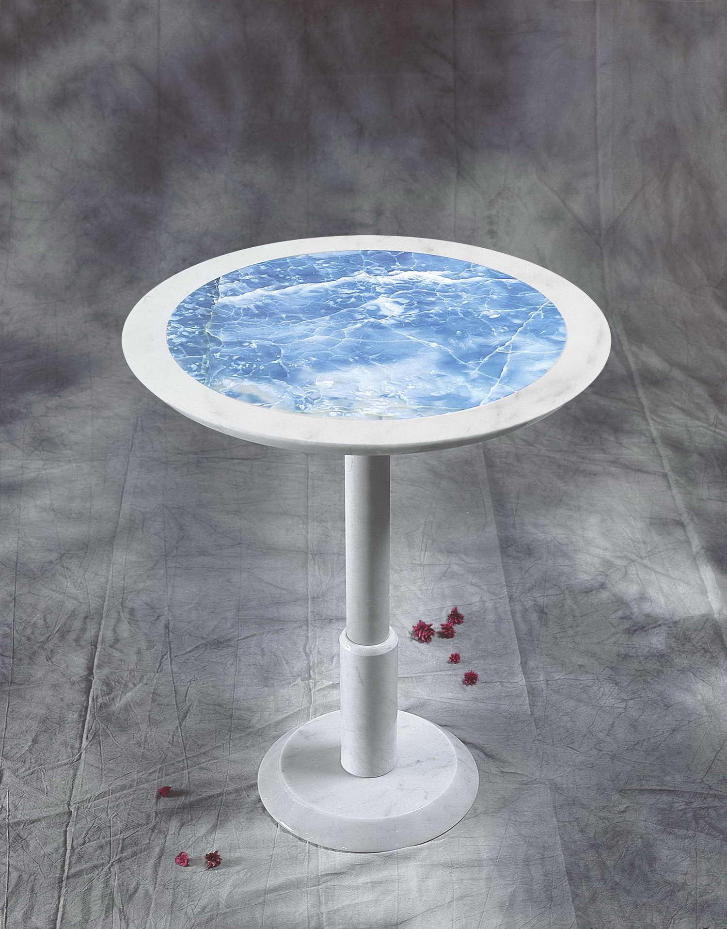 Tavoli in marmo_Bistrot_art. 660-60