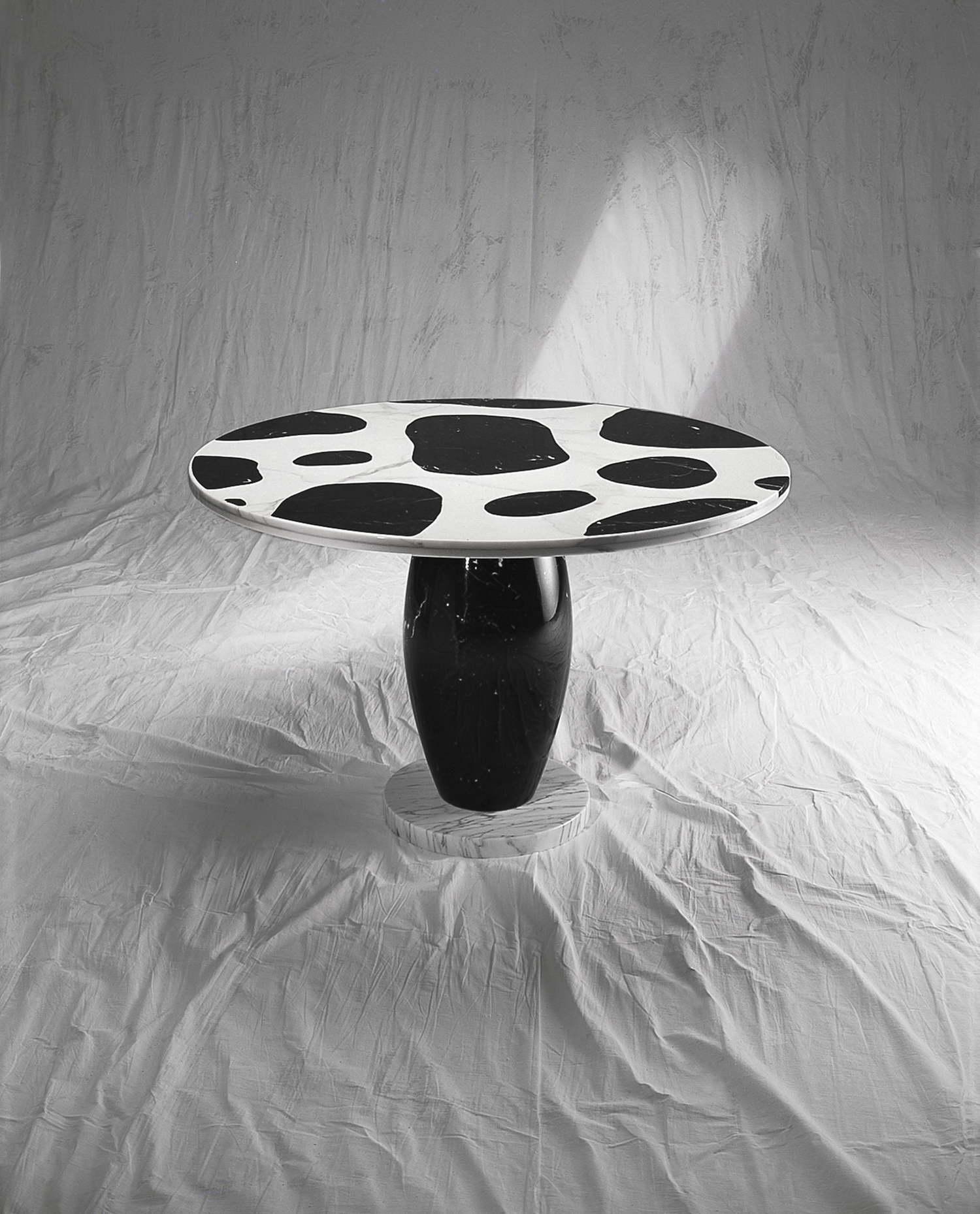 Tavoli in marmo_Kampur_art. 197