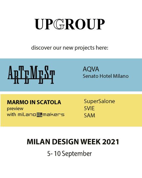MILANO DESIGN WEEK - UpGroup